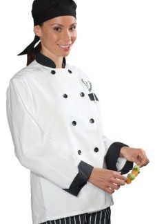 classic full cut chef coat 3303